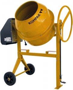 Kompak Kp Hk136 Hormigonera (125 L), Color Amarillo