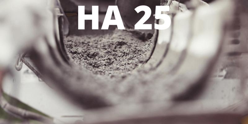 HORMIGÓN HA 25